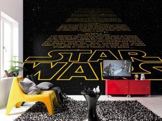 Star Wars Photomural 'Intro' ref 8-487 Paper Moon Paredes y pisosPapeles pintados