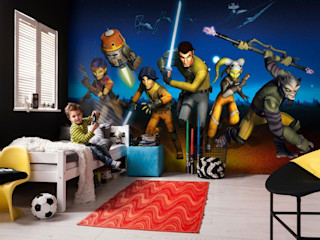 Star Wars Photomural 'Rebels Run' ref 8-486 Paper Moon Paredes y pisosPapeles pintados