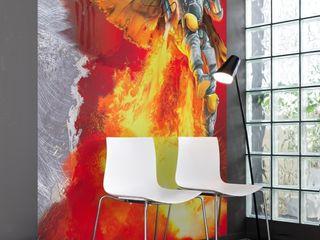 Star Wars Photomural 'Boba Fett' ref 4-440 Paper Moon Paredes y pisosPapeles pintados