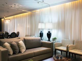 Renato Lincoln - Studio de Arquitetura Modern living room