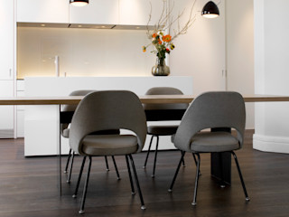 Schmidt Holzinger Innenarchitekten Ruang Makan Modern