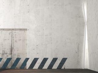 Lampada BROKEN LINE Un-real Studio Associato Ingresso, Corridoio & ScaleIlluminazione