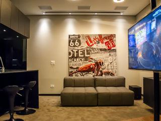 Studio Gorski Arquitetura Salon moderne
