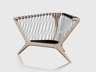 UP-A mobiliario por Jorge Torres y Mariana Verdiguel Balcones y terrazasMobiliario