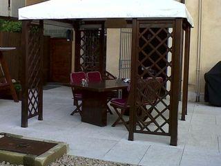 Arredo urbano service srl Balconies, verandas & terraces Accessories & decoration