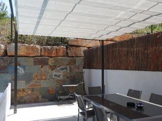 Tendals Egara Сад в стиле модерн