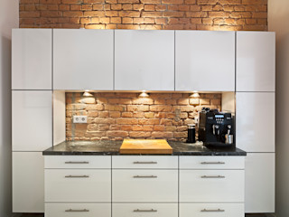 16elements GmbH 現代廚房設計點子、靈感&圖片