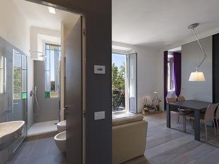Tommaso Giunchi Architect Modern Bathroom