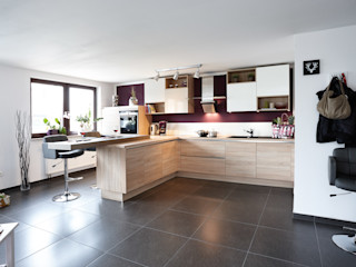 Küchenquelle Dapur Modern