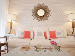 Catarina Batista Studio Mediterranean style living room