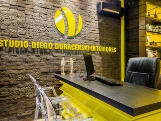 Studio Diego Duracenski Interiores Commercial Spaces