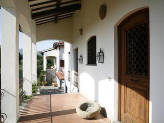 Studio Tecnico Fanucchi Koloniale balkons, veranda's en terrassen