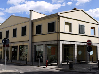 Studio Tecnico Fanucchi Klassieke kantoor- & winkelruimten