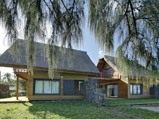 T&T architecture Tropische Häuser
