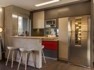 Studiodwg Arquitetura e Interiores Ltda. Modern style kitchen