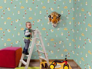 Cosas Minimas Wallpaper 2300081 Paper Moon Paredes y pisosPapeles pintados