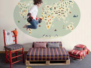 Cosas Minimas Mural ref 2300104 Paper Moon Paredes y pisosPapeles pintados