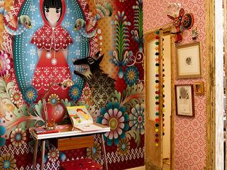 Catalina Estrada Mural ref 1280205 Paper Moon Paredes y pisosPapeles pintados