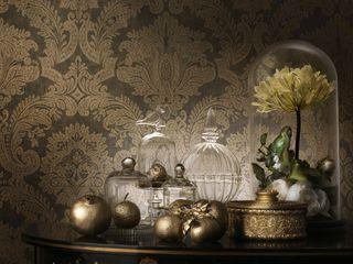 Quod II Wallpaper ref 250 C04 Paper Moon Paredes y pisosPapeles pintados