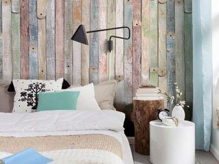 Vintage Wood Mural ref 4-910 Paper Moon Paredes y pisosPapeles pintados