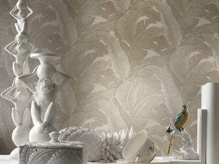 Quod II Wallpaper ref 258 C02 Paper Moon Paredes y pisosPapeles pintados