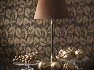 Quod II Wallpaper ref 253 C04 Paper Moon Paredes y pisosPapeles pintados