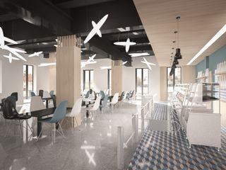 APRIL DESIGN ミニマルな空港