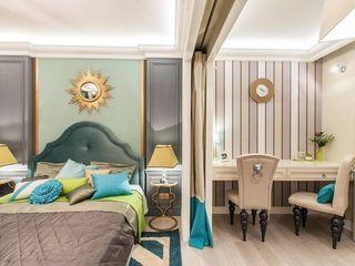 Tony House Interior Design & Decoration Klasyczna sypialnia