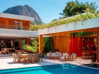 Landscape Paisagismo Vườn phong cách nhiệt đới