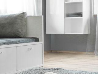 Sałata-Pracownia Architektury Wnętrz Minimalist nursery/kids room