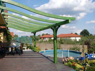 JAGRAM-PRO Balconies, verandas & terraces Accessories & decoration