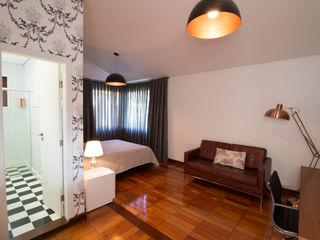 Mutabile Arquitetura Country style bedroom