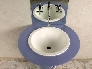 Anna Buczny PROJEKTOWANIE WNĘTRZ BathroomSinks