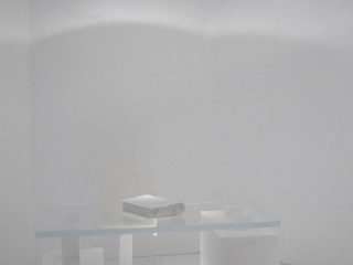 "BIG WHITE – ""IM BÜRO ZUHAUSE"" Viktoria Kalik"
