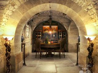 Sweet Home Design Śródziemnomorska piwnica win