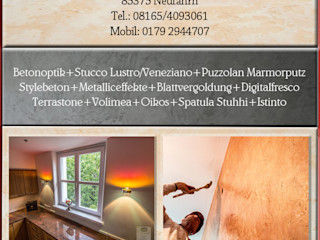 Malerbetrieb Maleroy Pareti & Pavimenti eclettiche