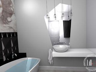 Pracownia projektowa Atelier Lillet Baños de estilo moderno