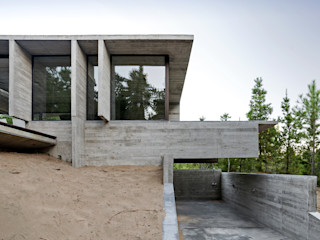 WEIN HOUSE Besonías Almeida arquitectos 現代房屋設計點子、靈感 & 圖片