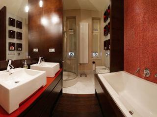 Anna Buczny PROJEKTOWANIE WNĘTRZ Classic style bathroom