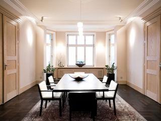 Anna Buczny PROJEKTOWANIE WNĘTRZ Classic style dining room
