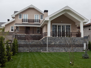 NUUN MİMARLIK Modern Terrace