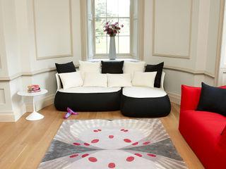Deirdre Dyson BUTTERFLY rug collection Deirdre Dyson Carpets Ltd Salon classique