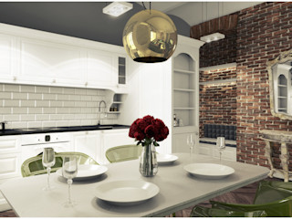 2k architektura Кухня