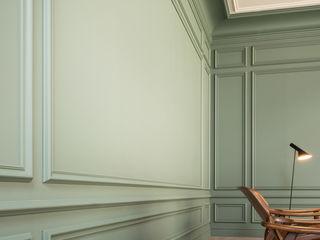 Nueva colección cornisas Orac Decor Exxent Decor Casas de estilo clásico