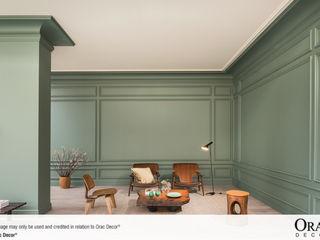 Nueva colección cornisas Orac Decor Exxent Decor Salones de estilo clásico