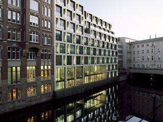 KITZMANN ARCHITEKTEN Офісні будівлі