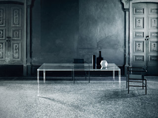 Glass Dining Tables Glassdomain Dining roomTables