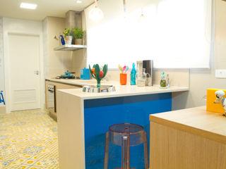 Lovisaro Arquitetura e Design KitchenBench tops