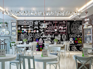 Sweet Home Design Country style bars & clubs