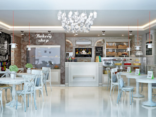 Sweet Home Design Country style gastronomy